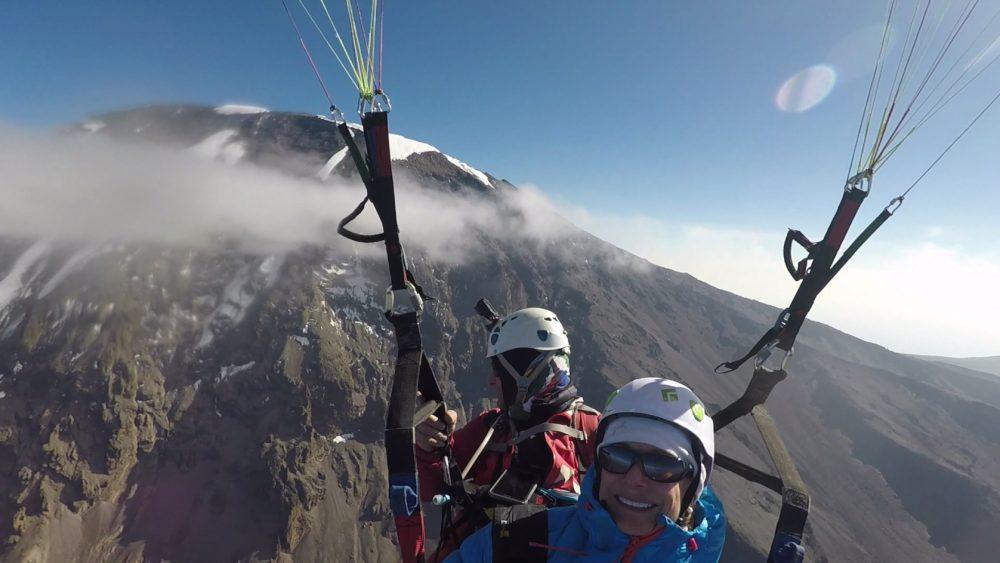 Paraglide Kilimanjaro Dawn Sarasin 27 Sep 2017_1