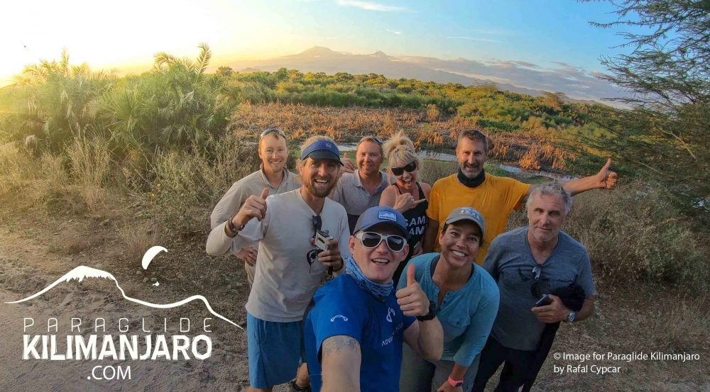 Paraglide Kilimanjaro Rafal Cypcar Oct 2018 2