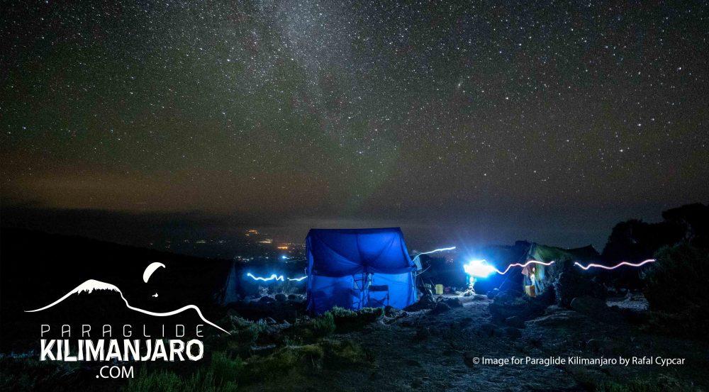 Paraglide Kilimanjaro Rafal Cypcar Oct 2018 3